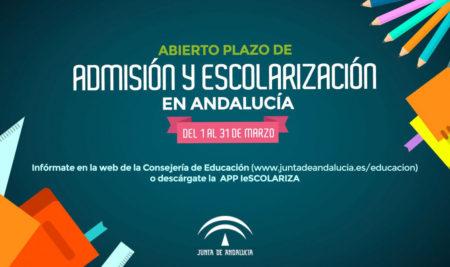 Admisión y escolarización 2021-2022