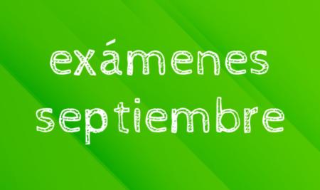Extraordinarios septiembre 2020/21 (fecha actualizada)