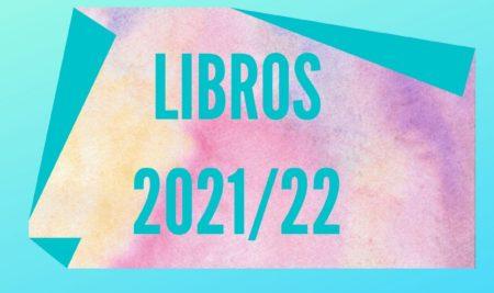 Libros de texto 2021/22